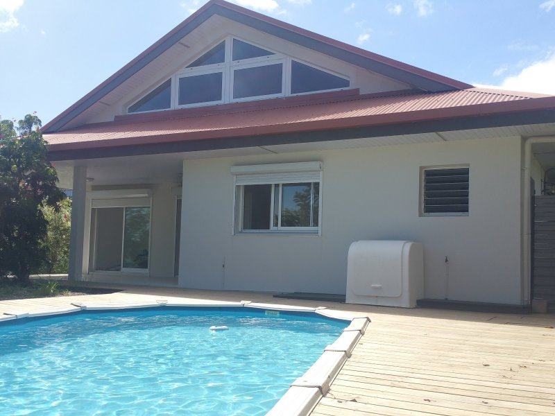 Vente pointe la dorade villa f6 for Piscine quartier latin